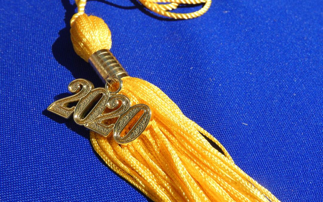 Remise des diplômes 2020