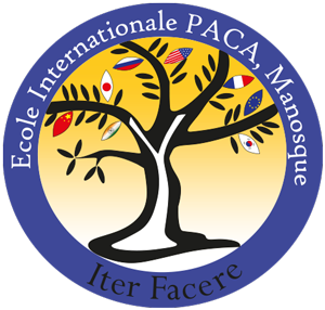 logo école internationale PACA Manosque
