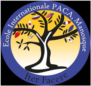 logo école internationale PACA Manosque