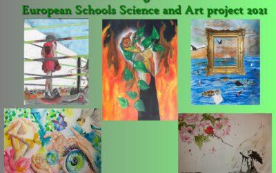 Visitez les pages des arts !