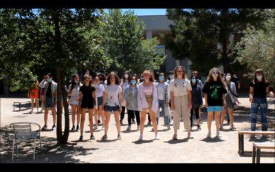 Flashmob Thriller